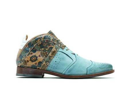 REHAB KURT II BEN TATTOO LL LIGHT BLUE
