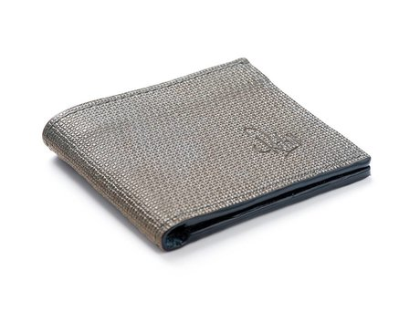 REHAB BIFOLD WALLET WALL SMOKE