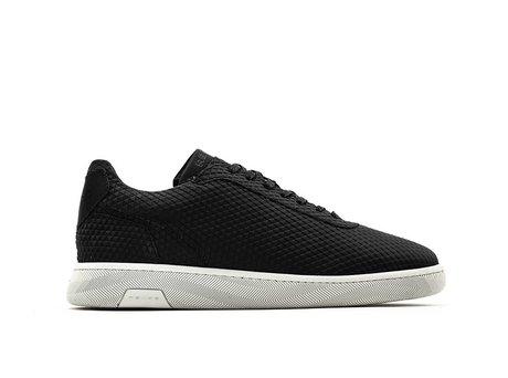 Zeta Triangle | Zwarte sneaker