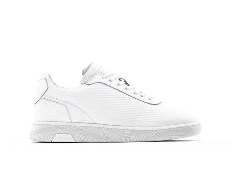 Zeta Triangle | Witte sneaker