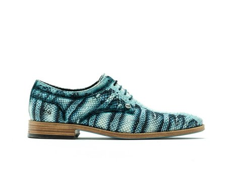 REHAB BRAD SNAKE LIGHT BLUE