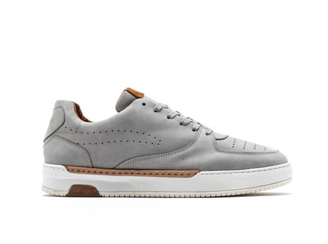 REHAB THABO NUBUCK LIGHT GREY