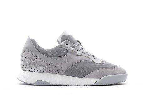 Avery Metallic Light Grey