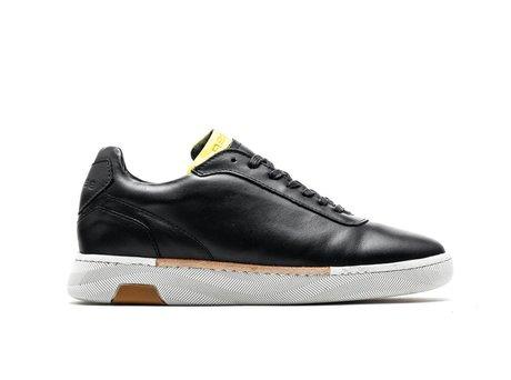 Zeta Fluo | Zwarte sneakers