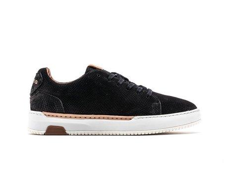 Tascha Ii Cobra   Zwarte sneakers
