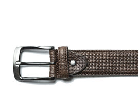 REHAB RIEM TILE 119 BROWN
