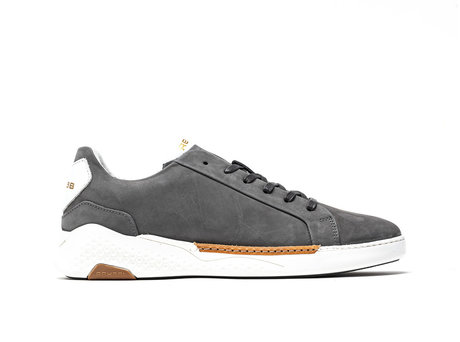 REHAB ROSCO II NUBUCK DARK GREY