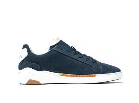 REHAB ROSCO II NUBUCK DARK BLUE