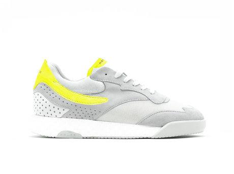 Avery Fluor | Witte sneakers