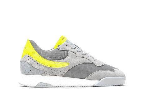 Avery Fluor | Lichtgrijze sneakers