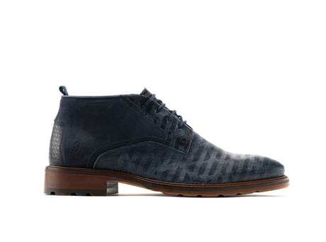 REHAB FARMACO SNAKE STRIPES INDIGO