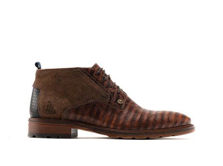 REHAB FARMACO SNAKE STRIPES BROWN