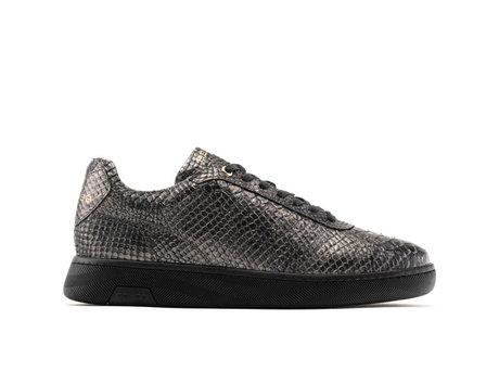 Zeta Snk BO | Zilveren sneakers
