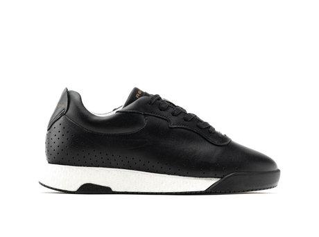 Acca Lthr | Zwarte sneakers