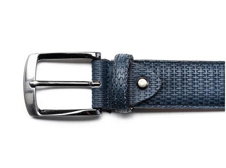 Belt Weave Indigo