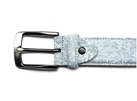 Belt Pixel Dark Grey
