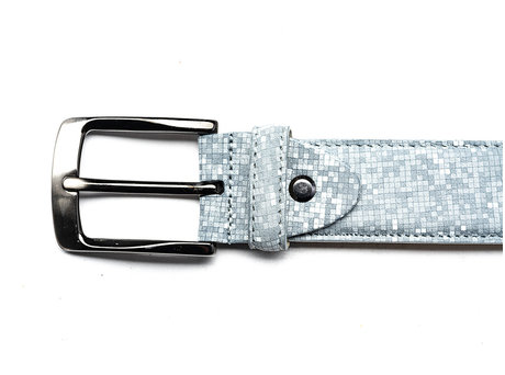 REHAB BELT PIXEL DARK GREY