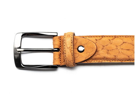 REHAB RIEM LIZARD NUBUCK BROWN