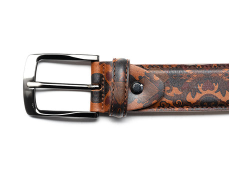 REHAB BELT KURT II BEN TATTOO LL  SAND