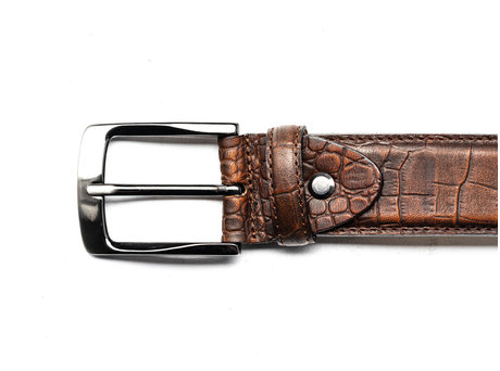 REHAB RIEM CROCO BROWN