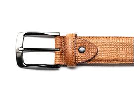 REHAB Belt Buffalo Spyke Cognac