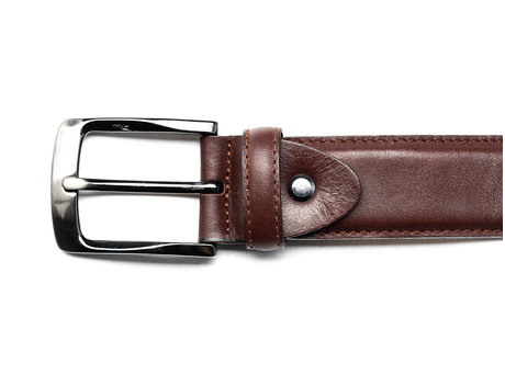 REHAB BELT BASIC LL COGNAC-DARK BROWN