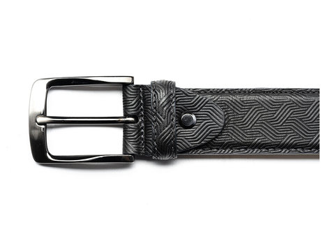 REHAB BELT KRIS KROS DARK GREY