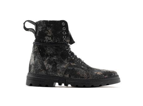 Darcey Snk Fantasy | Hoge zwarte boots