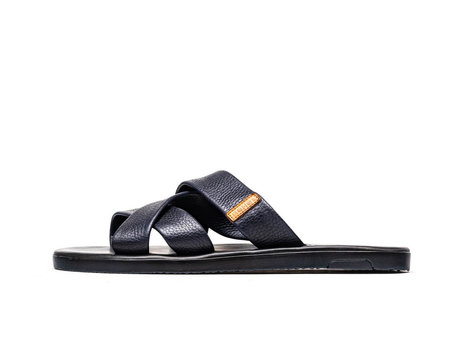 Raven Tmb | Zwarte sandaal