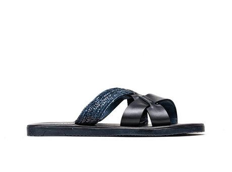 Roy Weave | Donkerblauwe sandaal