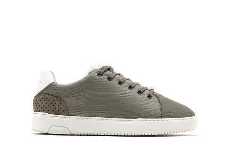 Teagan Nylon | Khaki sneakers