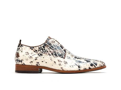 Rehab Weiße Business Schuhe Greg Crc Duo