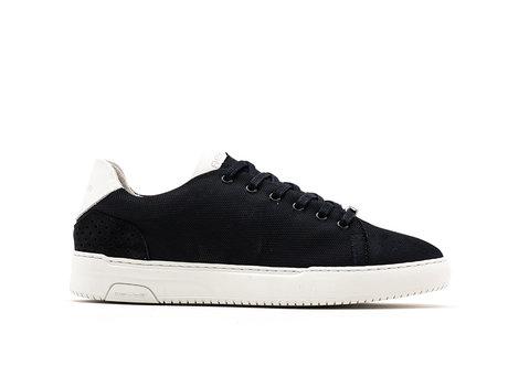 Teagan Nylon   Zwarte Sneakers