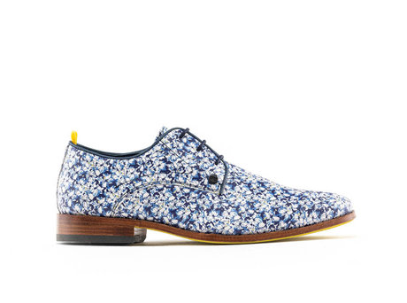 REHAB FRED FLOWER BLUE