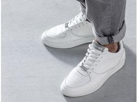 Rehab Graue Weiße Sneakers Thabo Calf
