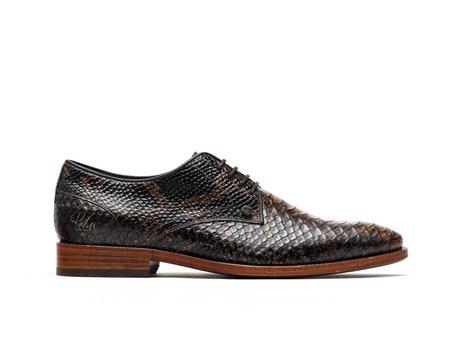 Brad Snk | Bruine nette schoenen