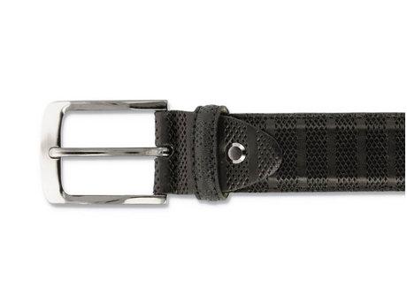 Belt Stripes 120 Black