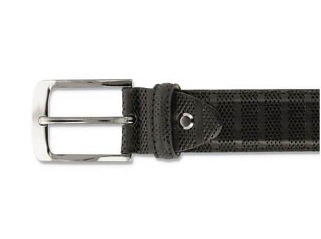 REHAB BELT STRIPES 120 BLACK