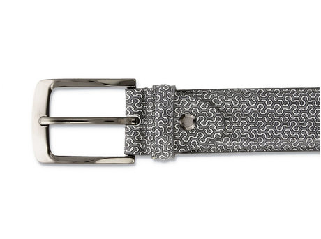REHAB BELT GEO GREY
