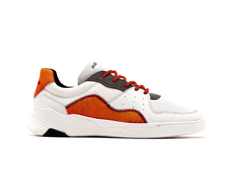 REHAB RICO FLUOR WHITE-ORANGE
