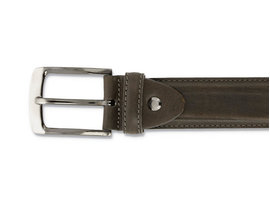 REHAB RIEM BUFFALO DARK GREY
