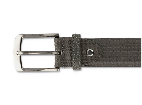 Belt Tile 119 Dark Grey