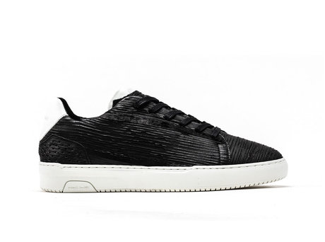 Rehab Zwarte Sneakers Teagan Ply