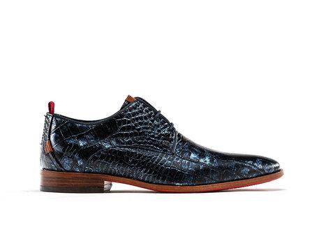 Greg Crc Met | Donkerblauwe nette schoenen
