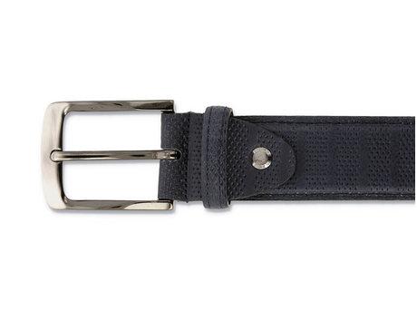 Belt Stripes 120 Indigo
