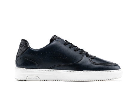 Rehab Donker Blauwe Sneakers Thabo Classic