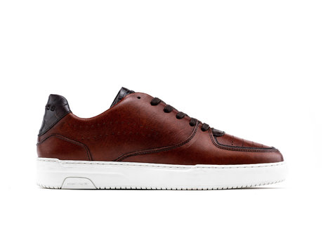 Rehab Brown Sneakers Thabo Classic