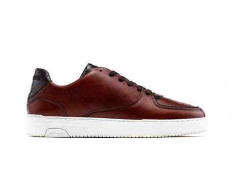 Rehab Bruine Sneakers Thabo Classic