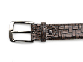 Belt Brick Brown