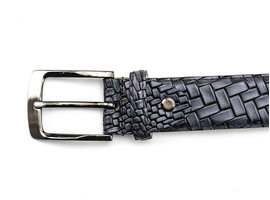 Belt Brick Dark Grey